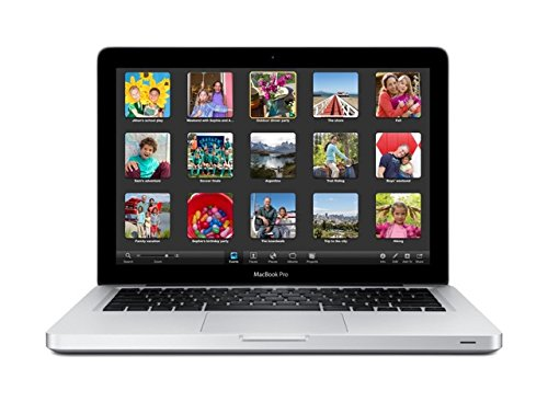 13 inch MacBook Pro 2012 Best Laptop for Graphic Design