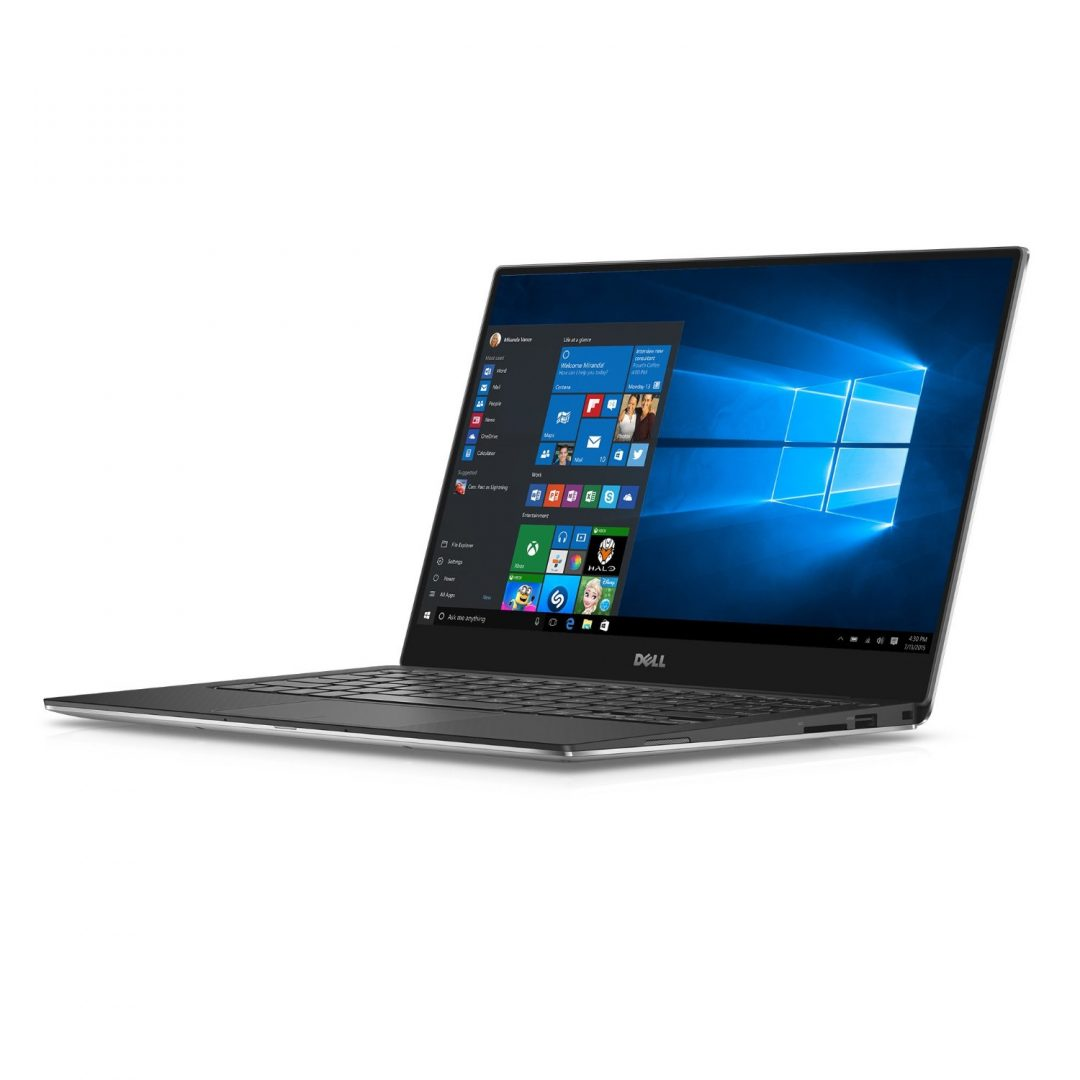 Dell XPS9360-7336SLV 13.3 Best Laptop for Graphic Design