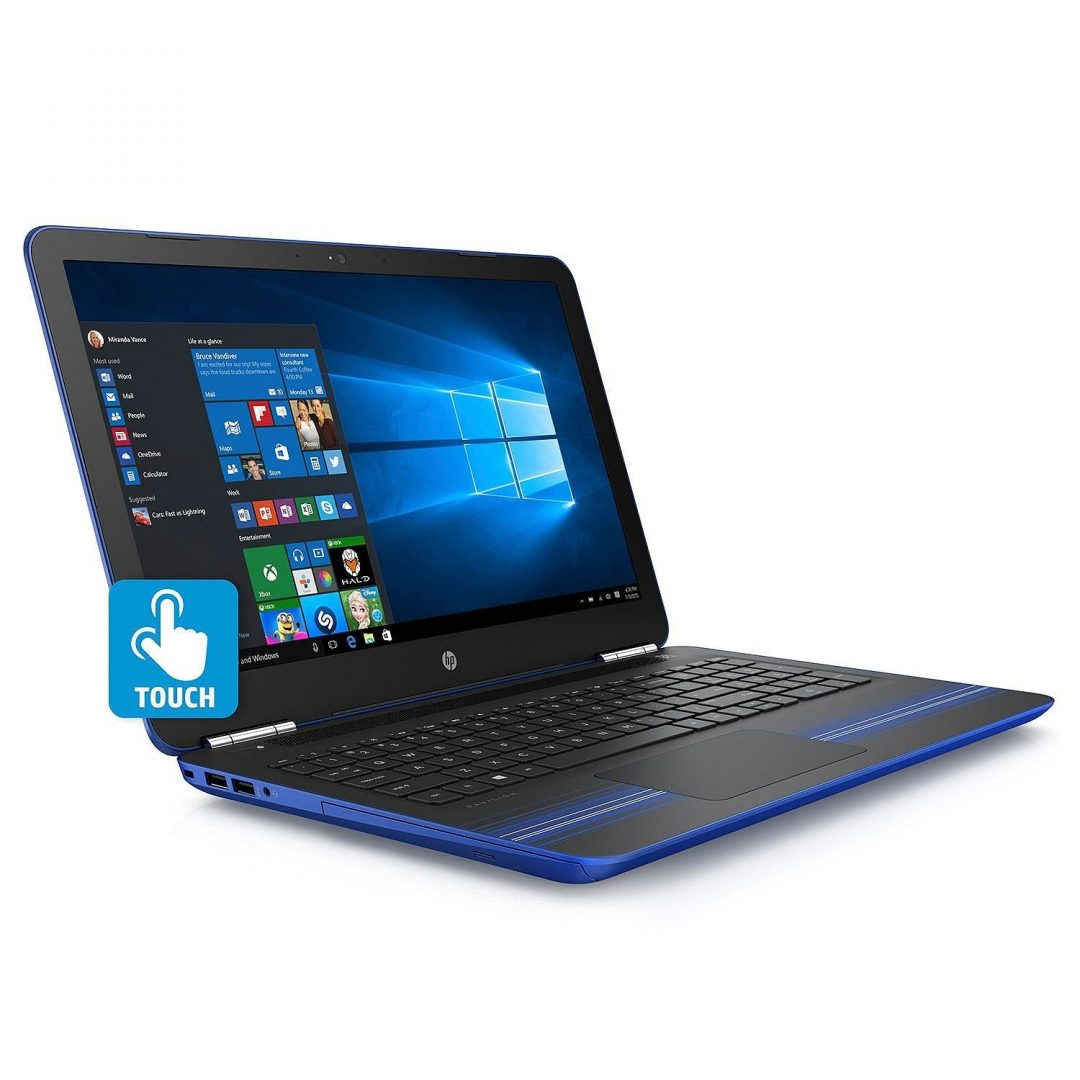 HP 15-au087 Best Laptop for Graphic Design