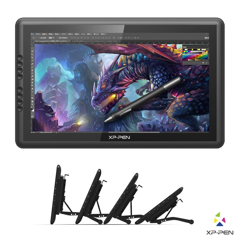 Best Pen Displays Wacom alternatives Xp Pen Artist 16