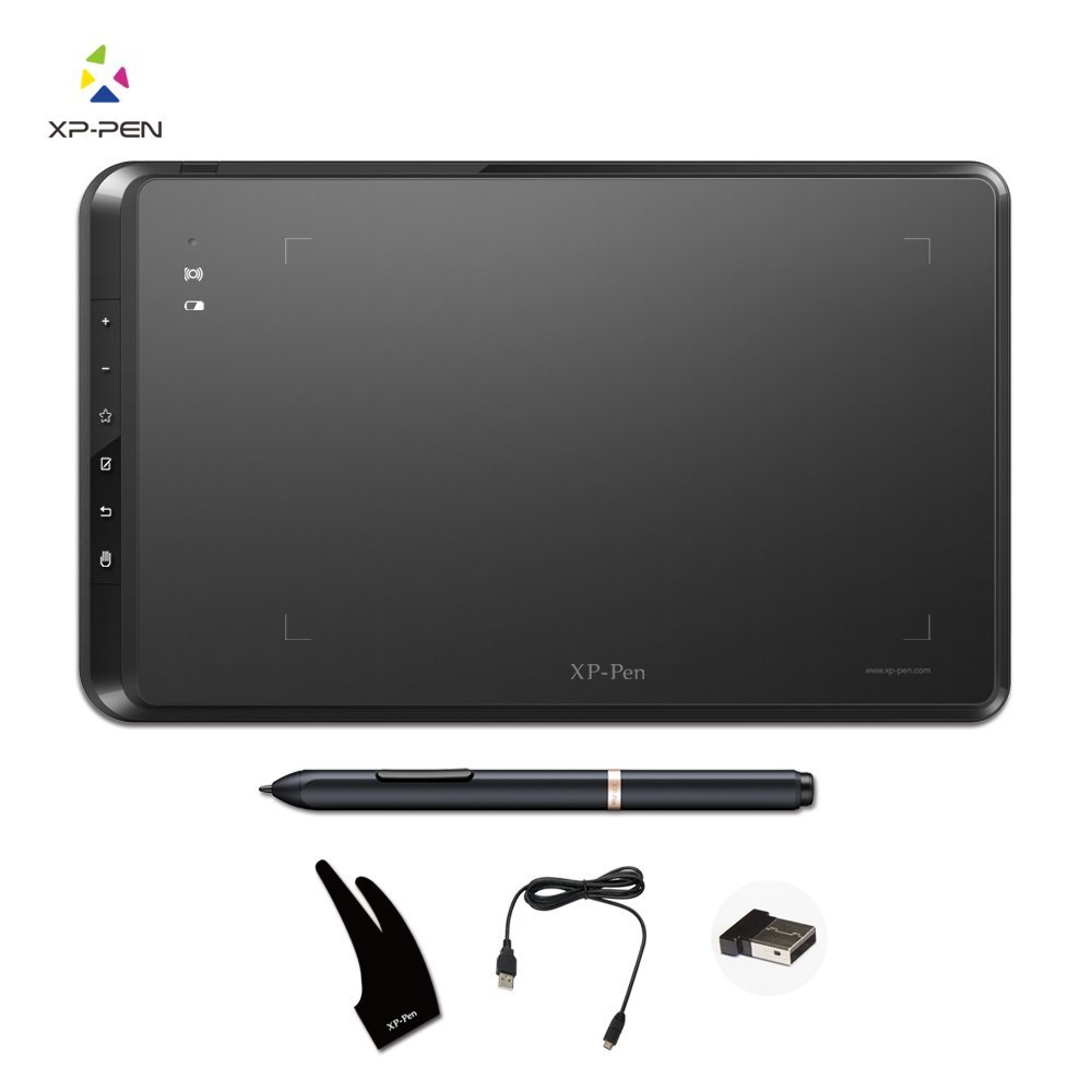 Best Pen Tablets Wacom alternatives Xp-Pen Star05